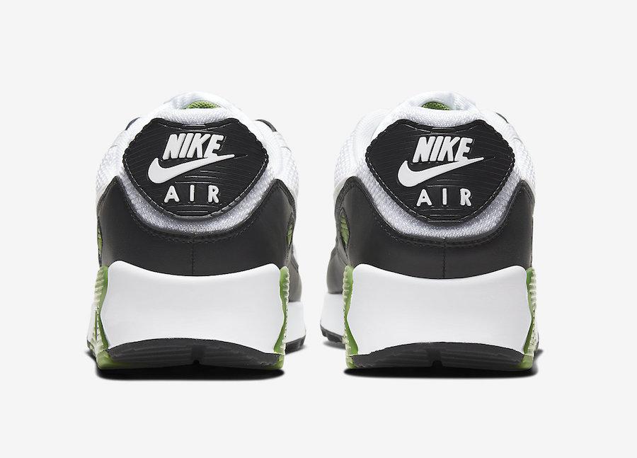 "Air Max 90,Chlorophyll,Nike,CT 30 周年特别配色!Air Max 90 ""Chlorophyll"" 即将登场!"