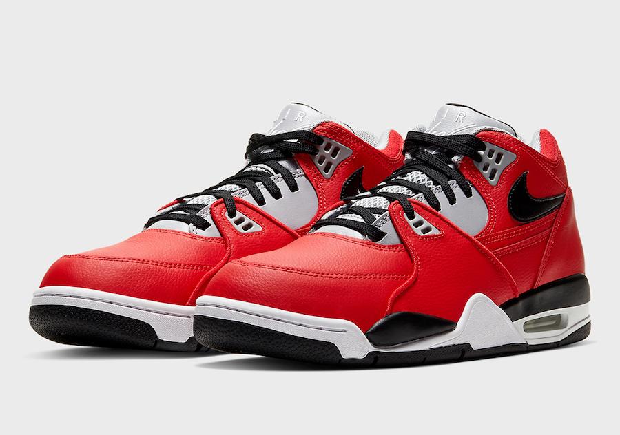 Nike,Air Flight 89,CN5668-600, 全明星 AJ3 同款配色!红水泥 Air Flight 89 即将发售