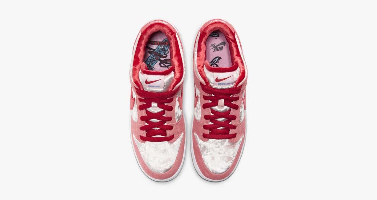 Strangelove,Dunk SB,Nike,CT255 下周发售!人见人爱的 Dunk SB x Strangelove 联名就要来了!