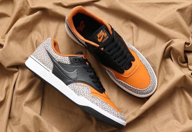 """Nike,SB,Safari,CV6283-001,发售  源自 1987 年的经典造型!Nike SB GTS """"Safari"""" 现已发售!"""