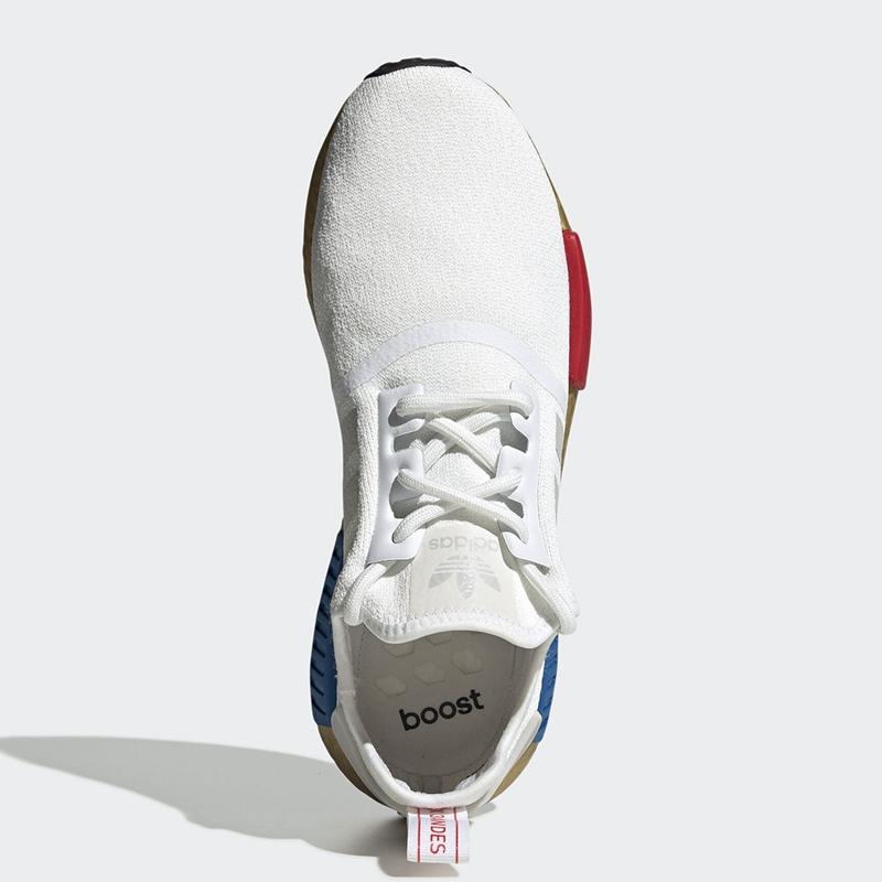 adidas,NMD R1,Golden,FV3642 耳目一新的经典装扮!全新配色 adidas NMD R1 即将发售!