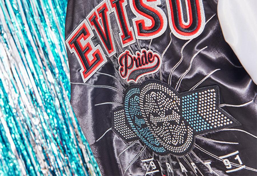 EVISU,发售 情人节送礼看这里!奢华水晶点缀!EVISU 这波限定值得抢!