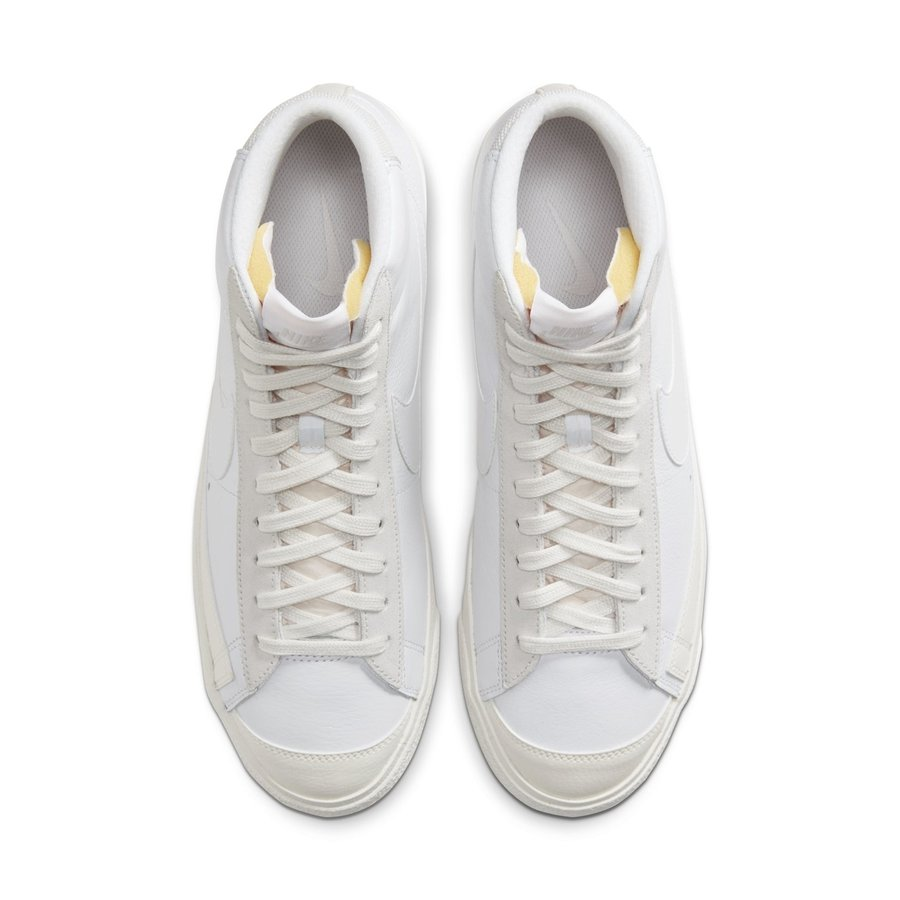 Nike,Blazer,Mid,Vintage, 街头潮人的宝藏球鞋!复古气质十足的 Nike Blazer Mid 新款释出!