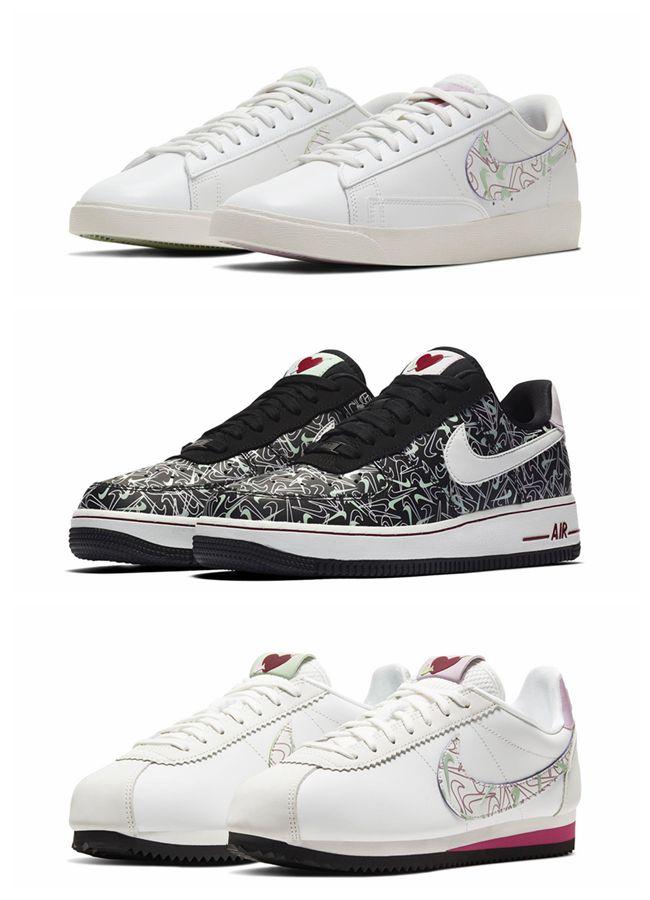 Nike,adidas,Nike SB,Vans 本周发售提醒!十多双全明星战靴领衔,还有不容错过的情人节新品