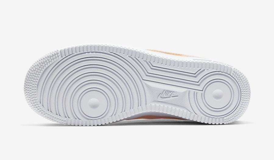 Nike,Air Force 1,AF1,CI3445-80 蝉翼鞋面 + 设计图纸主题!全新 Air Force 1 官图曝光