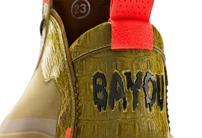 "Air Jordan 34 ""Bayou Boys"" PE 货号:DA1897-300"