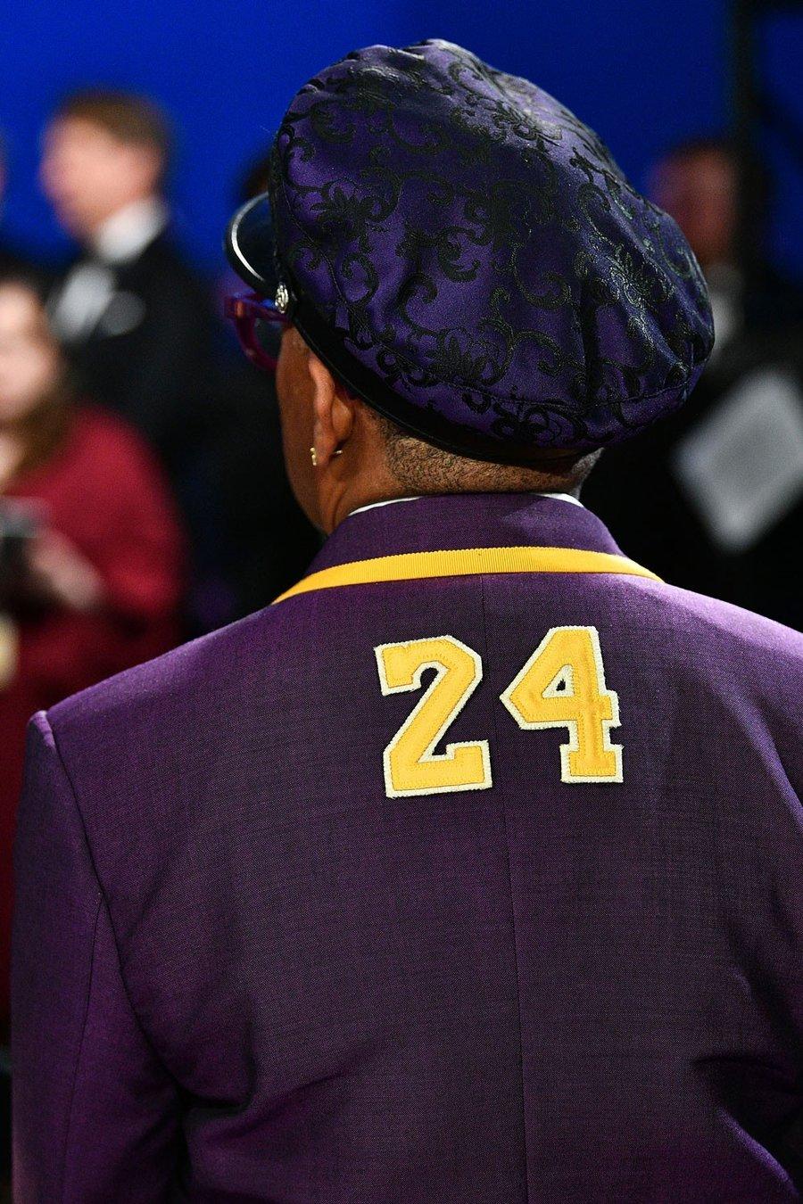 Kobe9,Nike  致敬科比!斯派克 · 李奥斯卡典礼上脚 Kobe 9!西服也超抢眼!