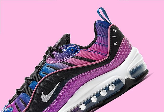 Nike,Air Max 98,Bubble Wrap,CI 全新气泡风格个性十足!这双 Air Max 98 新配色可真骚气!