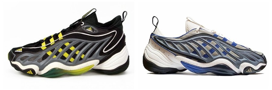 Intimidation MD,adidas,天足 重温天马行空的黄金年代!adidas 又一经典「天足」即将回归