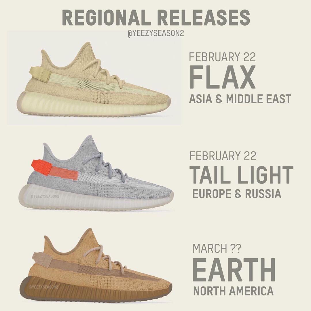 adidas,Yeezy Boost 350 V2,FX90  全新地区限定 Yeezy 350 V2 官图释出!下周末正式发售