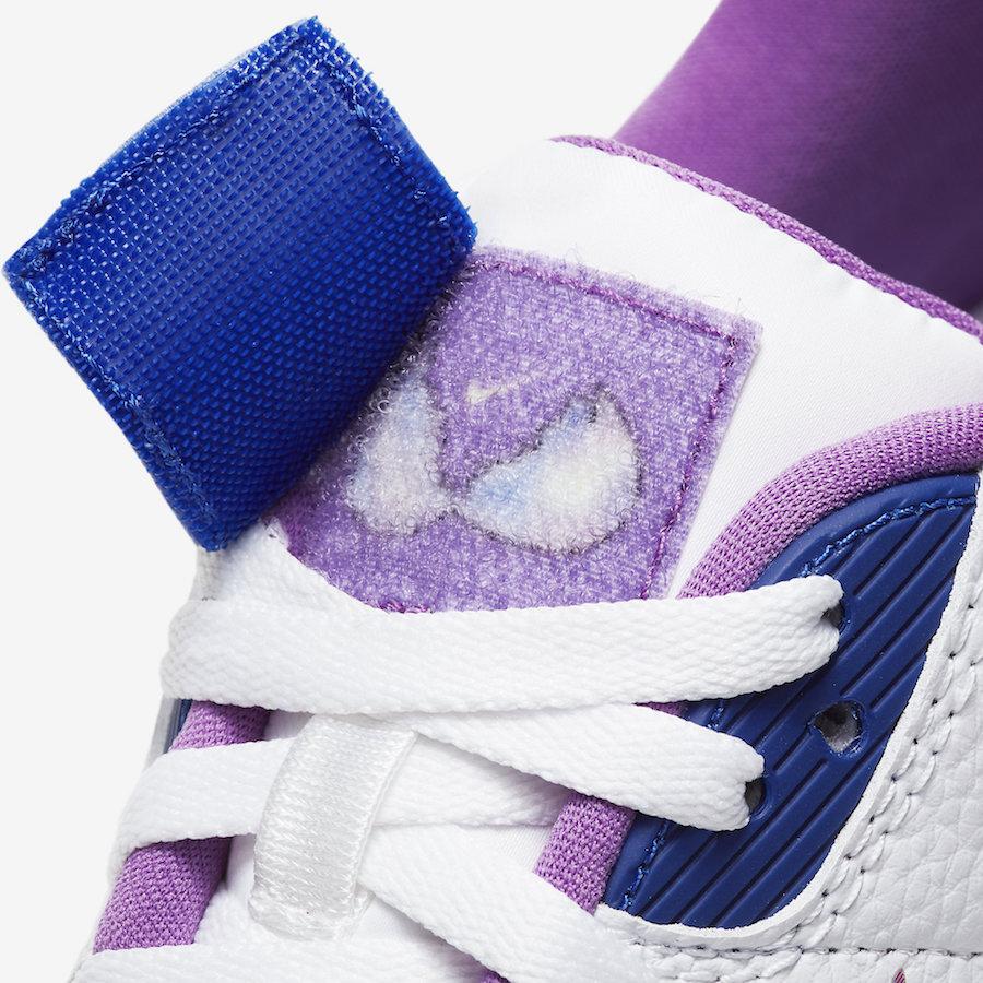 Air Max 90,Nike,CT3623-100 鞋舌魔术贴玩法!复活节彩蛋 Air Max 90 春季发售