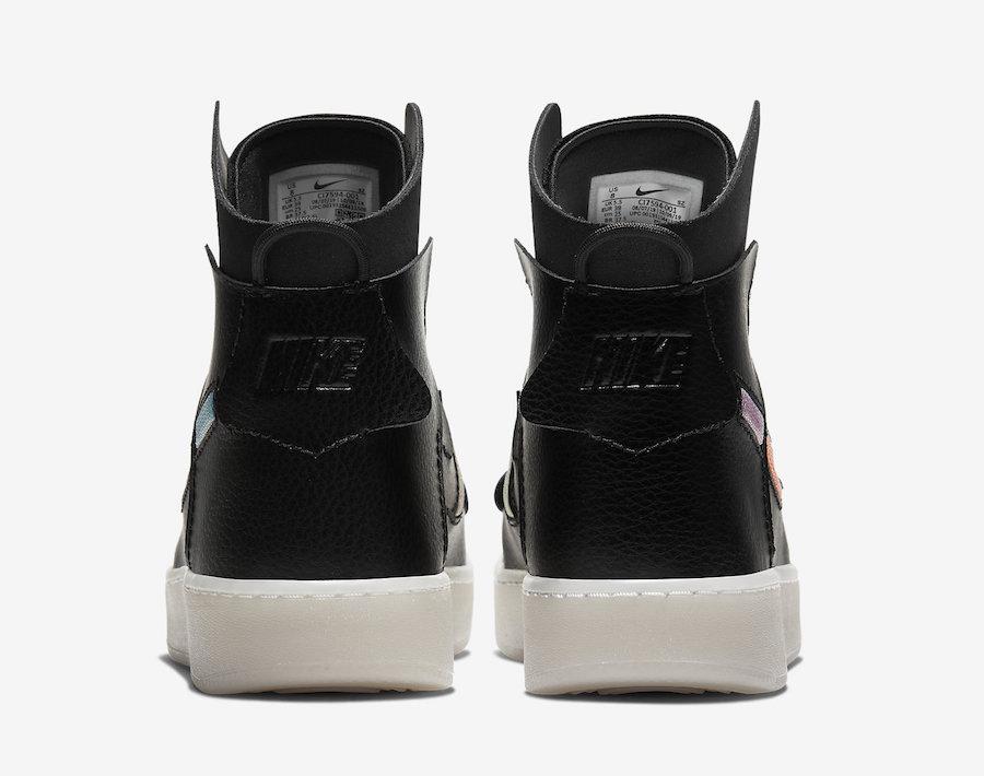 Nike,Vandalised,发售,CI7594-001 酷似 PSNY x AF1!Nike 解构球鞋又有新惊喜了!