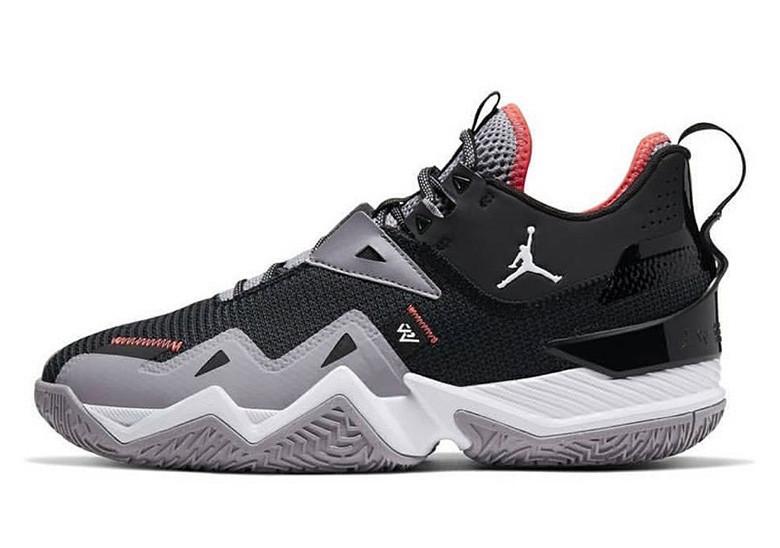 Jordan,Westbrook One Take,CJ07  Jordan Brand 打造威少 3 全新支线!首发黑红配色曝光!