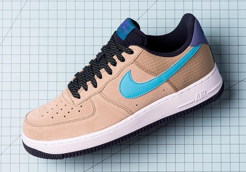 Nike,Air Force 1,ACG,CD0887-20 附赠趣味吊牌!Nike ACG 配色 AF1 官网现已上架!