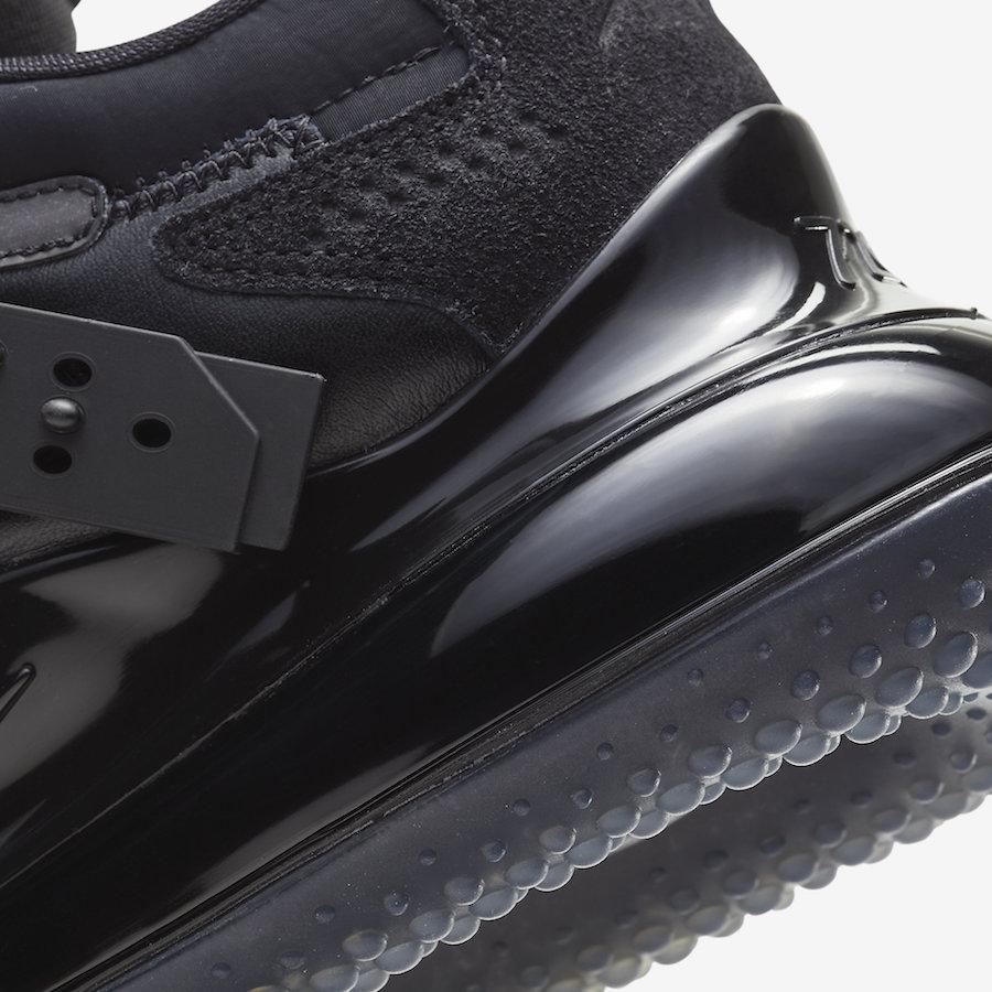 Nike,Air Max 720 OBJ Slip,DA41 机能版 OBJ x Air Max 720 细节太酷!下周正式发售