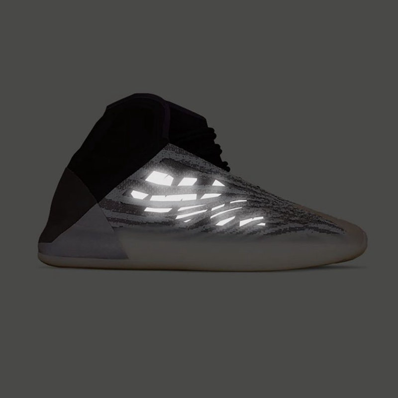 Yeezy,adidas,YZY QNTM,YZY BSKT 一双休闲一双实战!Yeezy 篮球鞋将有两个版本!周末发售!