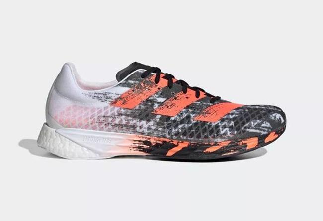 adidas,adizero pro,发售 adidas 发布首双全掌碳板跑鞋!顶级配置就是要对标 Next%!