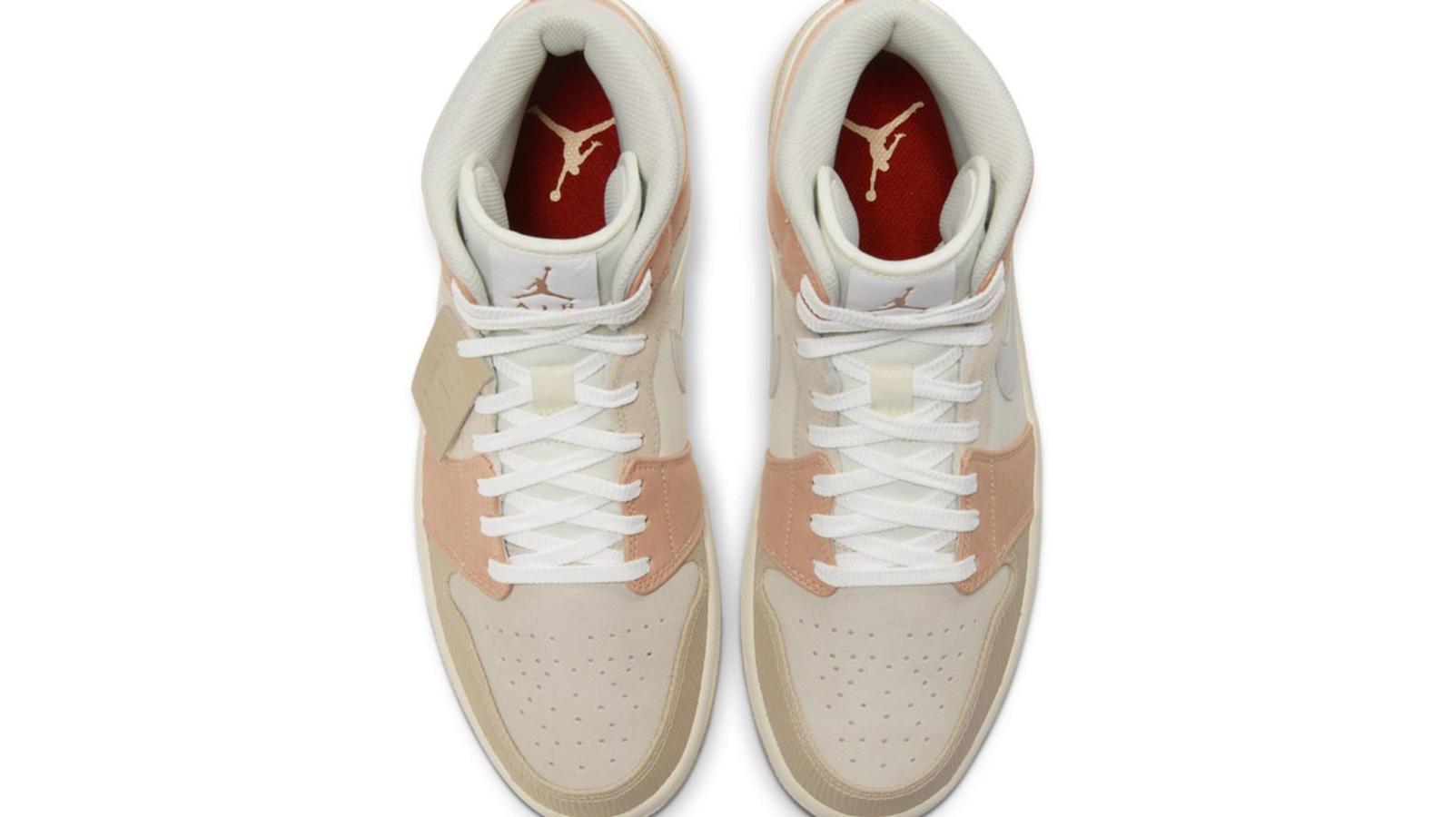AJ1,Air Jordan 1,发售 全新城市系列主题!米兰 AJ1 Mid、巴黎 AJ1 Low 下周发售!