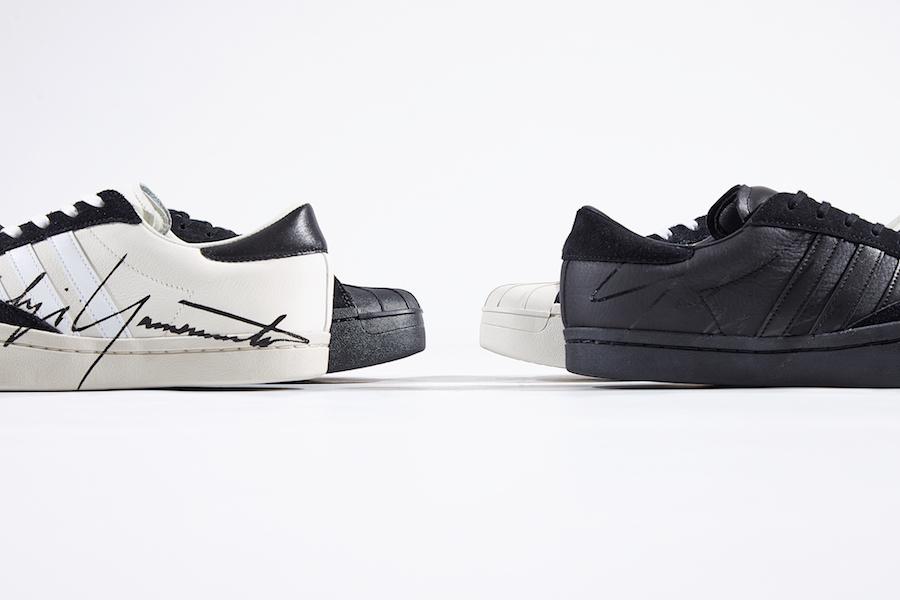 adidas,Yohji Star  复古与时尚相结合!全新 adidas Yohji Star 实物曝光!