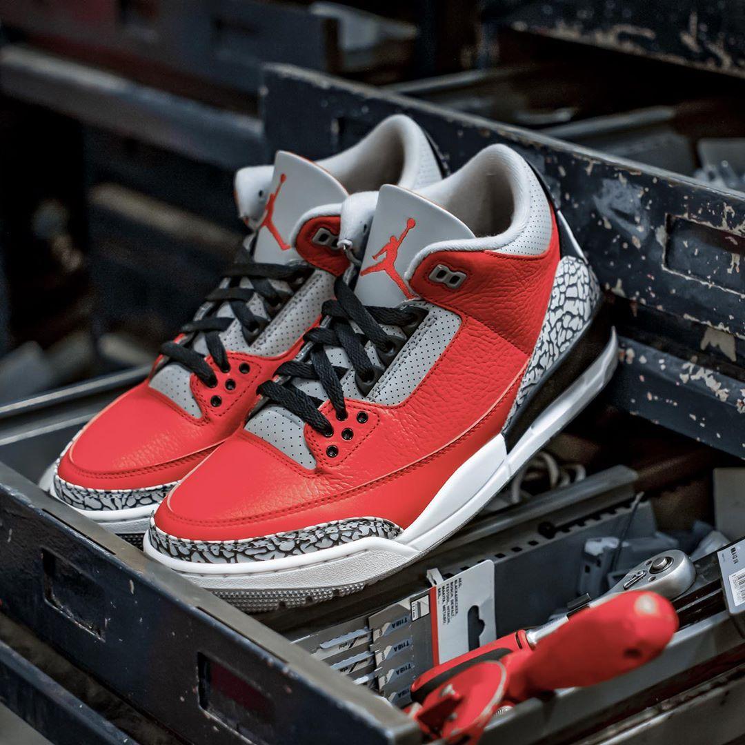 Air Jordan 3,AJ3,发售,Xbox,CK569 红水泥 Air Jordan 3 明天官网发售!还有 Xbox 联名套装!
