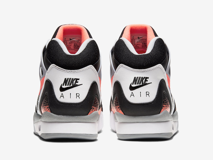 Air Tech Challenge 2,Nike,CQ09  经典配色反转!热熔岩 Air Tech Challenge 2 即将发售!