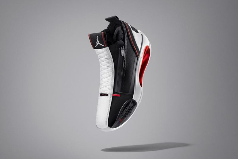 Air Jordan 34 SE,AJ34,Zion,灰水泥 状元锡安晒出专属 AJ34 SE,如市售你想要入手么?