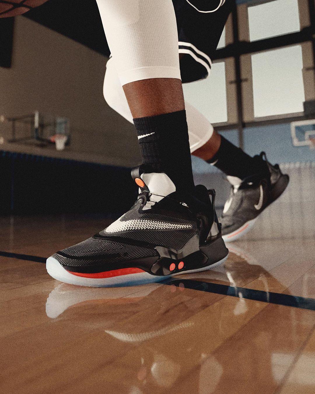 Nike,adapt BB,發售,2.0  市價破 3K!自動系帶 Adapt BB 2.0 國區發售信息來了!