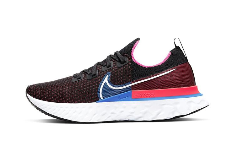 Nike,React Infinity Run,Orbit 另类黑红装扮!Nike Infinity React Run 全新配色登场!