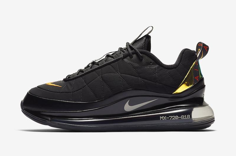 Nike,MX 720-818,CV1646-001 脚感澎湃又华丽吸睛!这双 Nike 合体鞋即将发售!