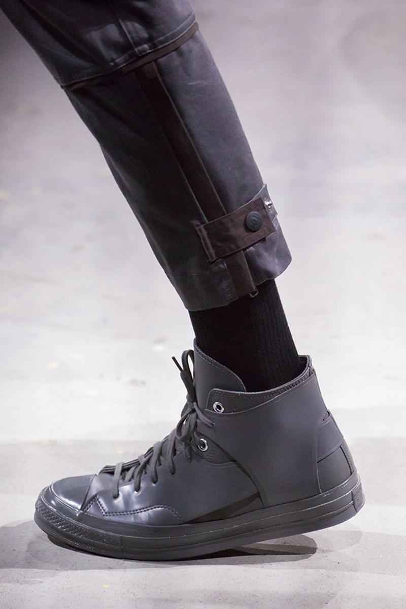 Converse,Pro Leather Hi,Feng C 看着就不便宜!这双中国设计师打造的 Converse 新品有点酷!