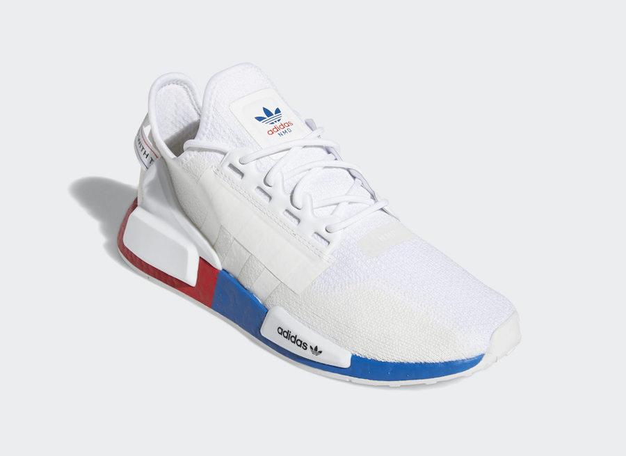 adidas,NMD,发售 adidas 最经典的红蓝撞色!两双 NMD 新品定档 3 月发售!