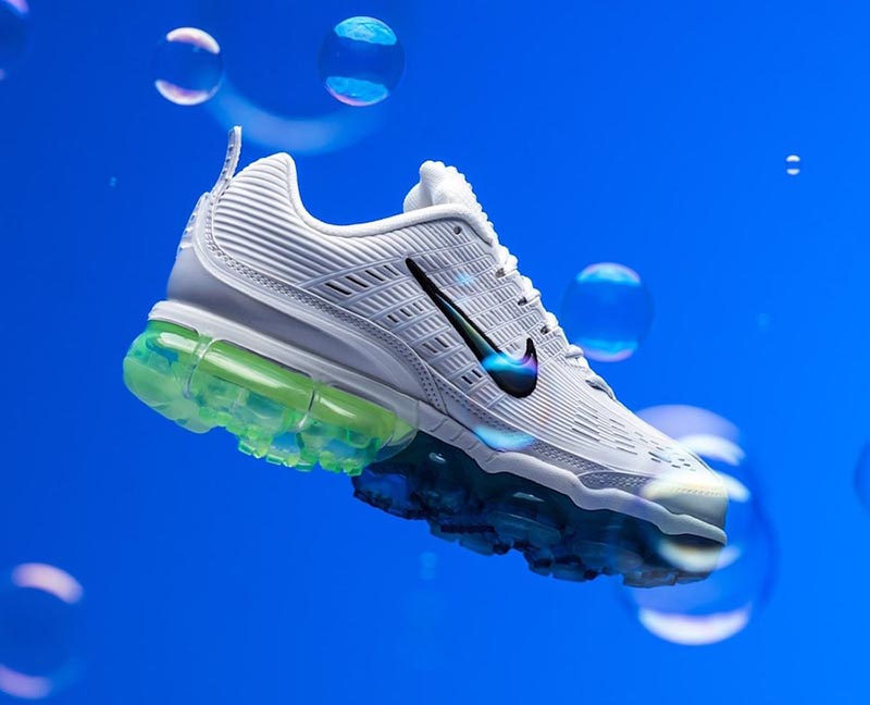 Nike,Air VaporMax 360,Platinum 两大气垫翘楚合体!Nike Air VaporMax 360 即将发售!