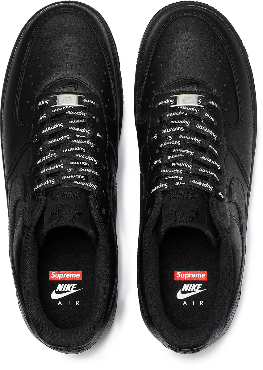 Supreme,Nike,Air Max Plus,Air  今年不光有 AF1!Supreme x Nike 又一双新鞋曝光!年底发售!