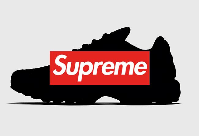 莆田鞋-Supreme x Nike Air Force 1 Low 货号:CU9225-100(白)/ CU9225-001(黑)插图