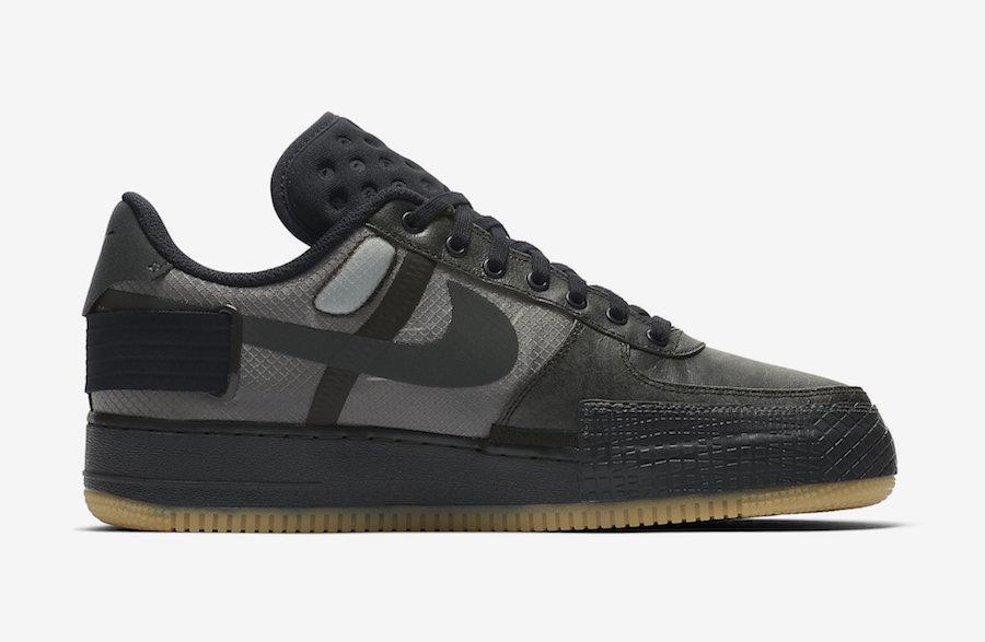 Nike,Air Force 1 Type,发售,CJ128  独特做旧皮革!Air Force 1 Type 全新配色即将发售