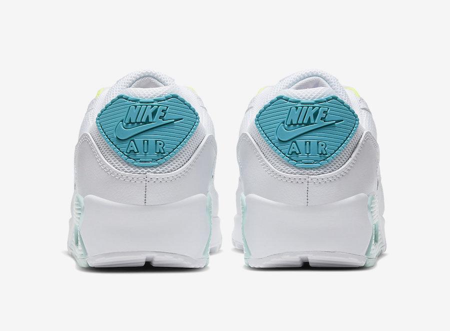 Nike,Air Max 90,发售 多彩活力装扮!这双 Air Max 90 新配色看着太仙了!