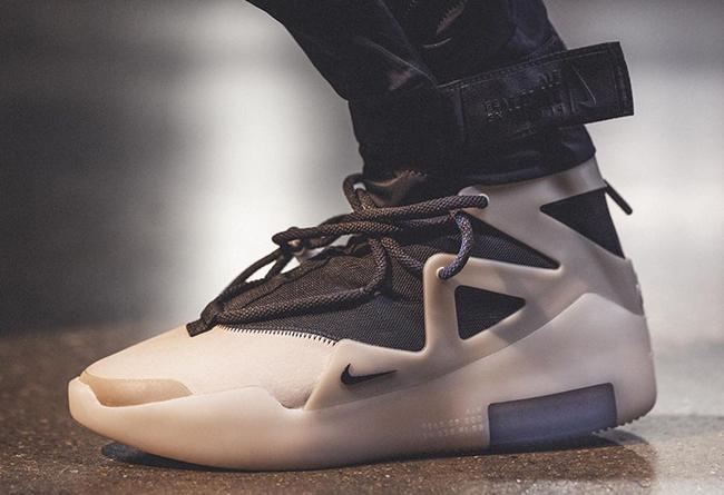 Nike,Fear of God,FOG,发售,Air Fo  FOG 主理人致敬艾佛森!导致与 Nike 联名合作疑似中断!