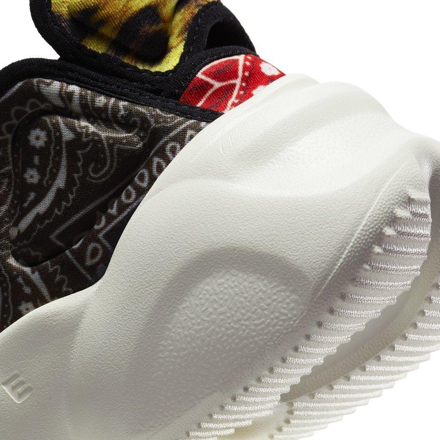 Nike,Air Aqua Rift,发售 扎染 + 豹纹 + 腰果花!迷幻配色 Air Aqua Rift 首次曝光