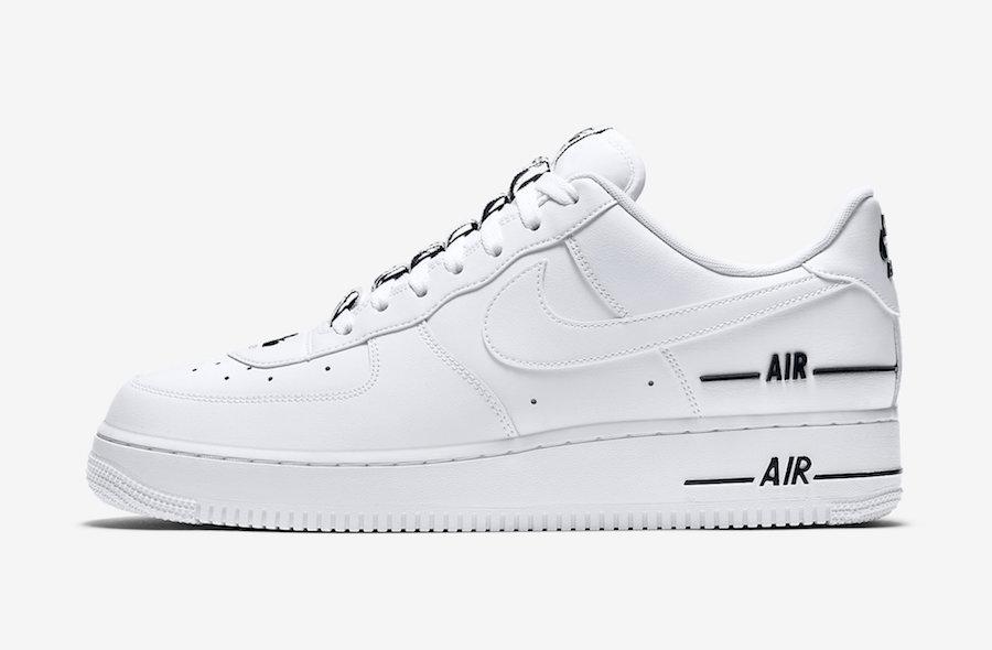 Nike,AF1,Air Force 1,CJ1379-10 另类叠加设计首次出现!全新 Air Force 1 即将发售