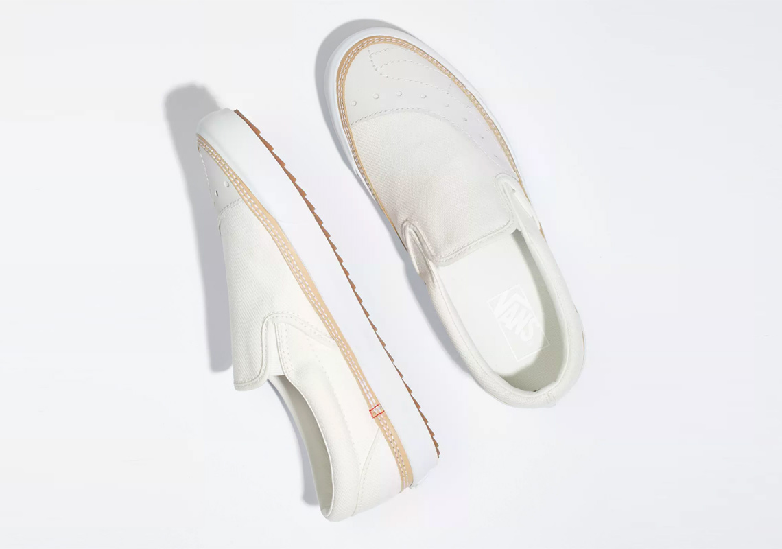 Vans,sk8 mid,Slip-on,发售 Vans 发布全新叠加鞋款!你猜这次是哪两双合二为一了?!