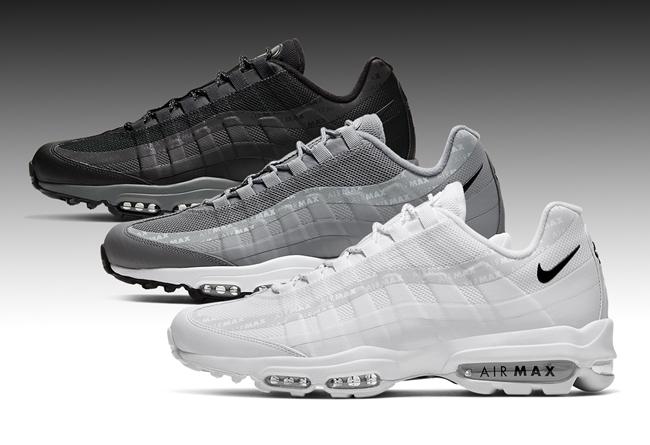 Air Max 95,Nike,发售,CW2645-001,  独特反光 + 三重钩子!全新系列 Air Max 95 登场!
