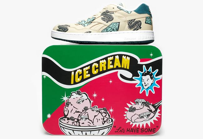 BBC ICECREAM,Reebok BB 4000,FW 配件真不少!甜品礼盒 BBC x Reebok 联名鞋款即将发售!