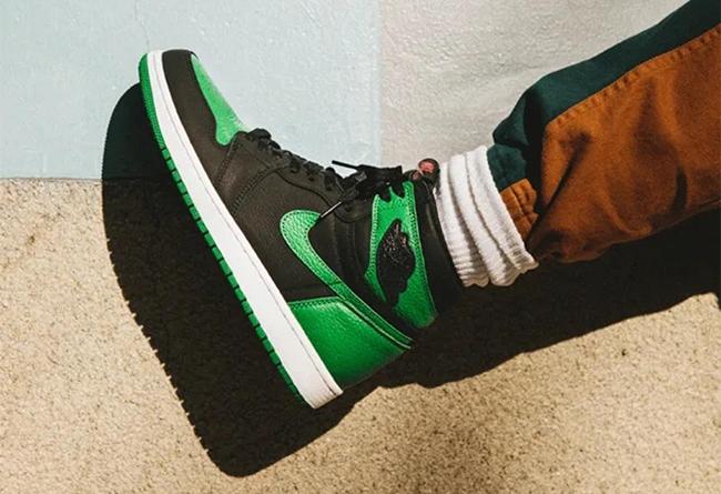 "Air Jordan 1 ""Pine Green"" 货号:555088-030 / 575441-030(GS)"