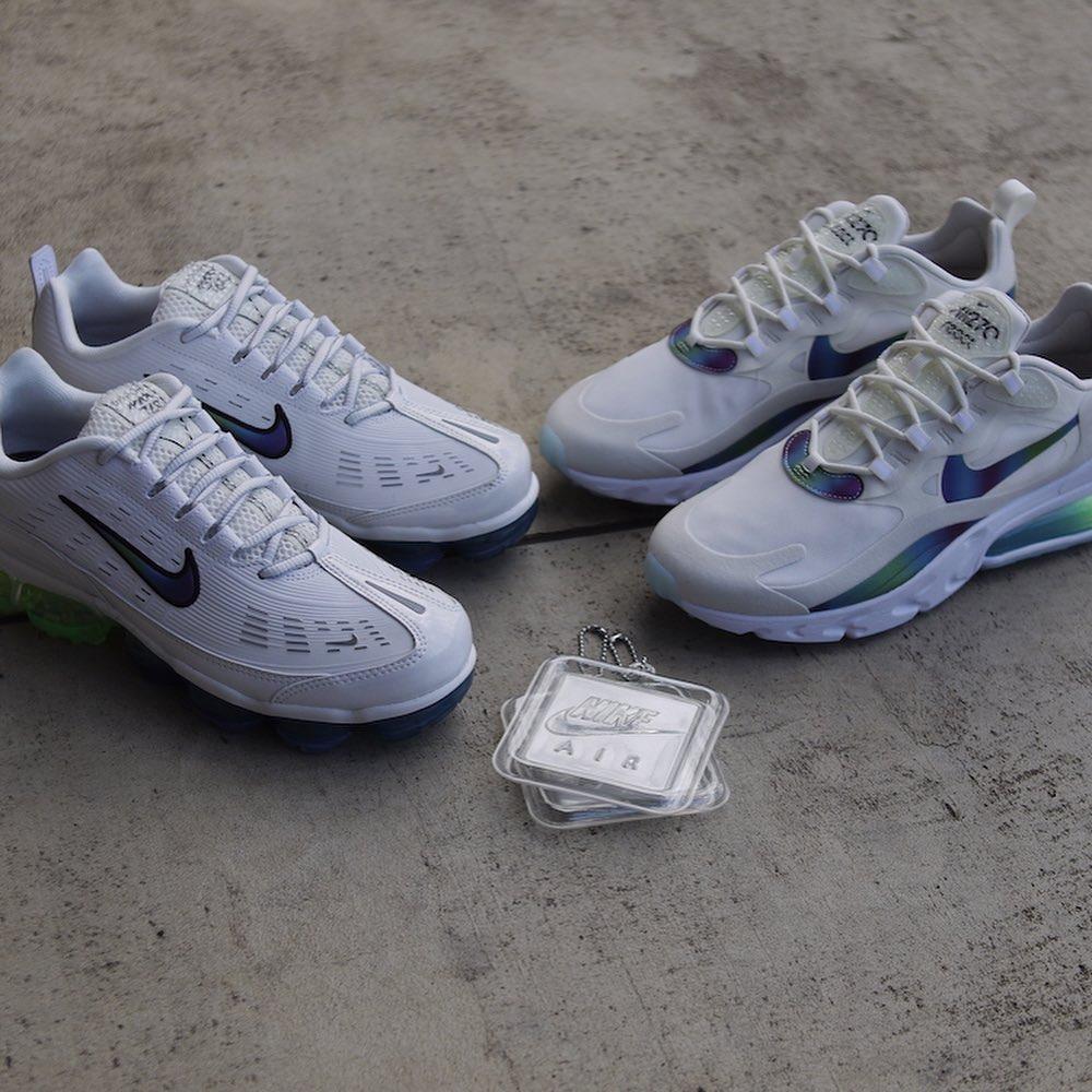 Nike, Air VaporMax 360,Air Max  迷幻泡沫主题!全新 Air Max Bubble 套装下周发售