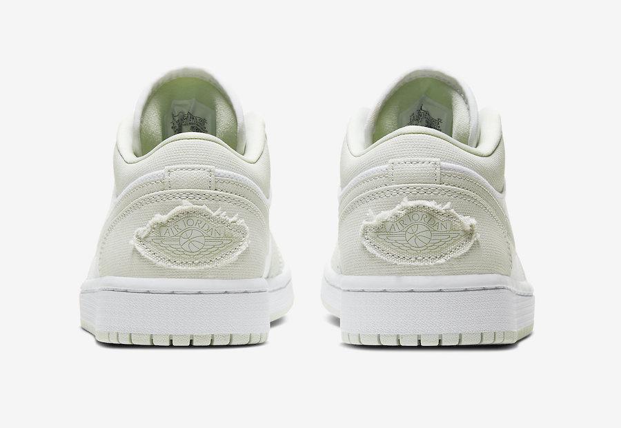 AJ1,CW1381-003,发售 破坏风格飞翼 Logo!这双 Air Jordan 1 Low 很有春天的气息!