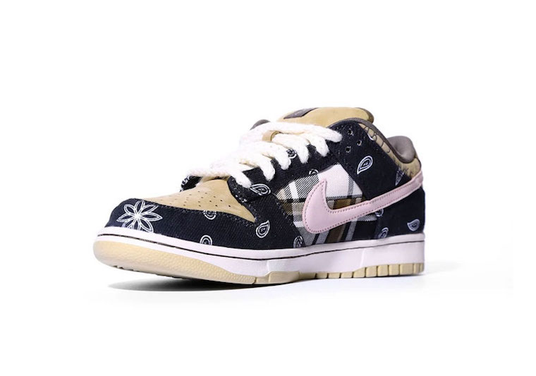 Nike,Travis Scott,SB Dunk Low, TS x SB Dunk Low 本周登场!官方确认将不在 SNKRS 发售!