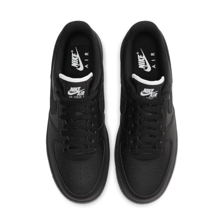 Nike,AF1,Air Force 1 经典纯黑暗藏玄机!全新 Air Force 1 官图释出