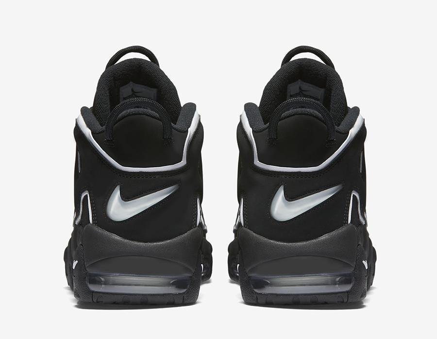 Nike,Air More Uptempo,大 AIR,发售 上次复刻一鞋难求!权志龙同款黑白大 Air 年底回归!