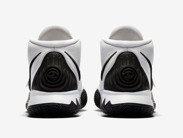 Nike,Kyrie 6,Oreo,BQ4630-100 低调球星最爱!奥利奥 Kyrie 6 下月即将发售!