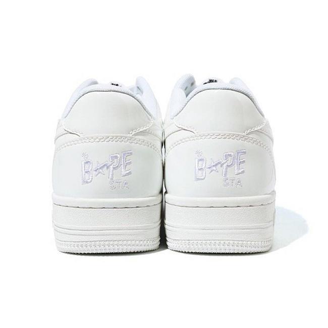 BAPE,BAPE STA,发售  庆祝诞生二十周年!四双全新漆皮 BAPE STA 即将发售!